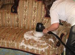 Lavamos o seu Sofa.